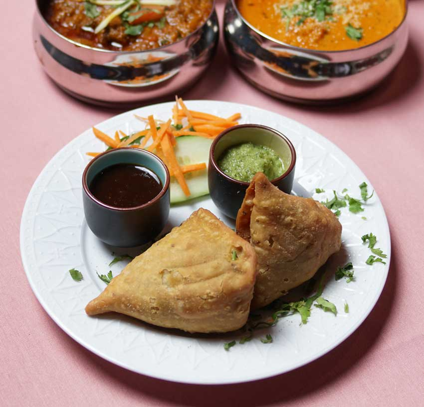 Lotus Curry House mentioned in Marin Ij