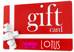 Lotus Curry House Gift Card